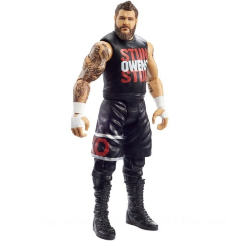 WWE Basic Series 116 Kevin Owens Action  Figures  Toys Canada