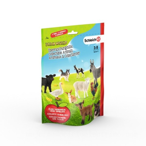 Schleich Farm World 3 Pack Blind Bag Assortment Toys Canada 2021 [Sale]