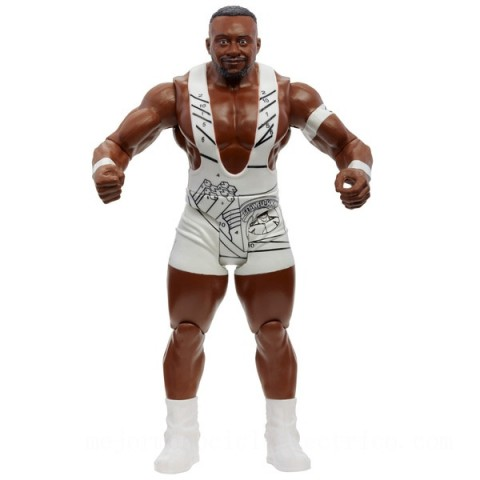 WWE Basic Series 115 Big E Action  Figures  Toys Canada