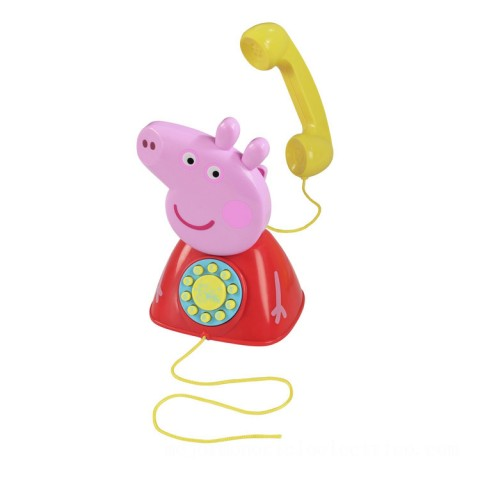 Peppa Pig Peppa's Phone Activity  Toys Canada [Sale]