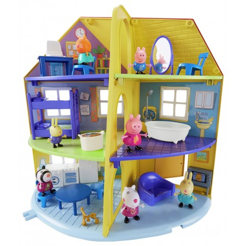 Peppa Pig Peppa's Family Home Playset Toys Canada [Sale]