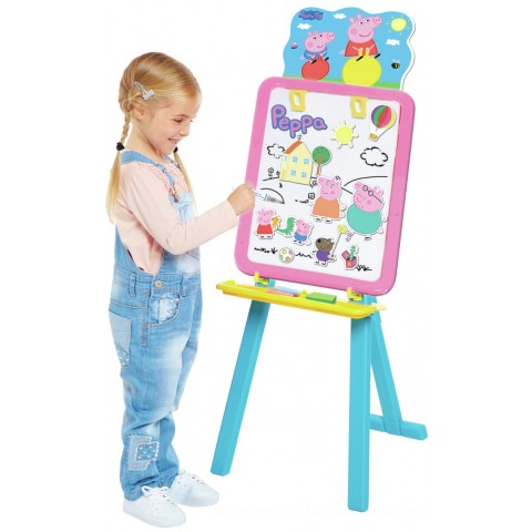 Peppa Pig Deluxe Easel Playset Toys Canada [Sale]