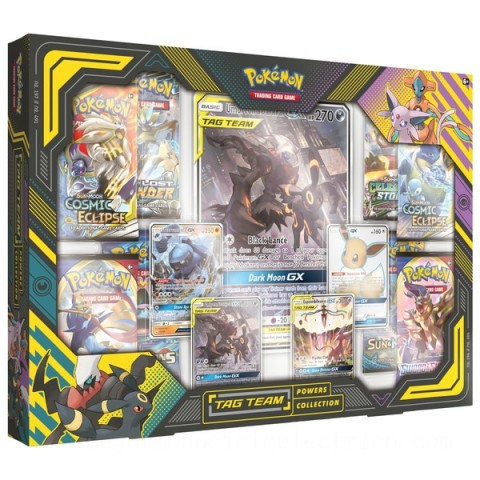 Pokémon Trading Card Game: Tag Team Powers Collection Assortment Canada [Sale]