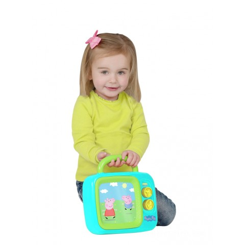 Peppa Pig My 1st TV Toys Canada [Sale]