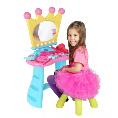 Peppa's Dressing Table Toys Canada [Sale]