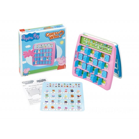 Peppa Pig Guess Who Board Game Toys Canada [Sale]