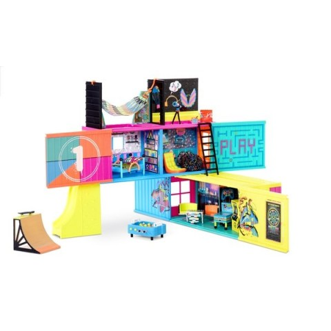 L.O.L. Surprise! Clubhouse Playset with 40+ Surprises and 2 Exclusives Dolls [ Sale ] [ Black Friday ]