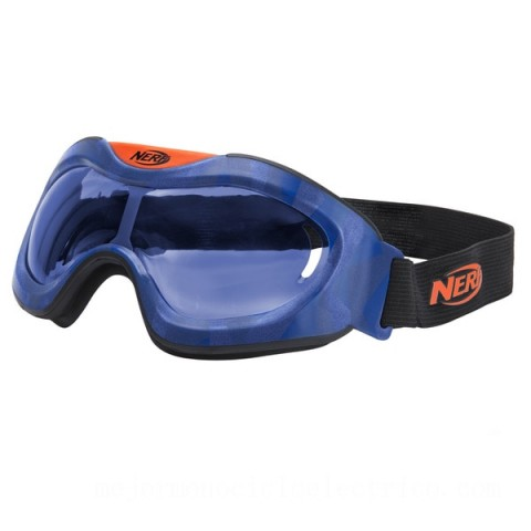NERF Elite Safety Goggles Blue Canada [Sale]