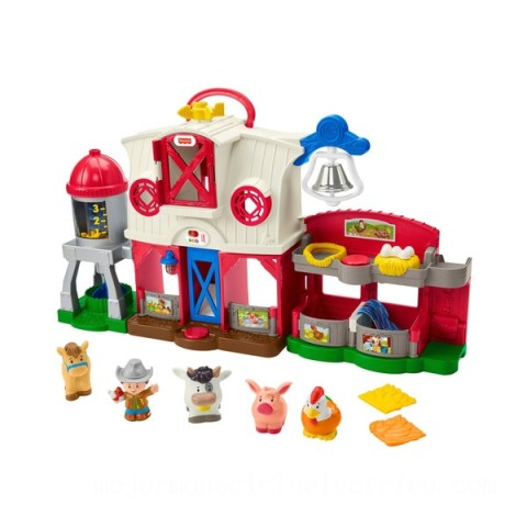Fisher-Price Little People Caring for Animals Farm Canada [Sale]