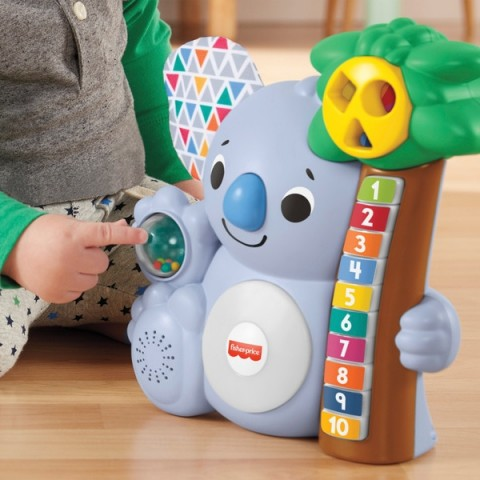 Fisher-Price Linkimals Counting Koala Canada [Sale]