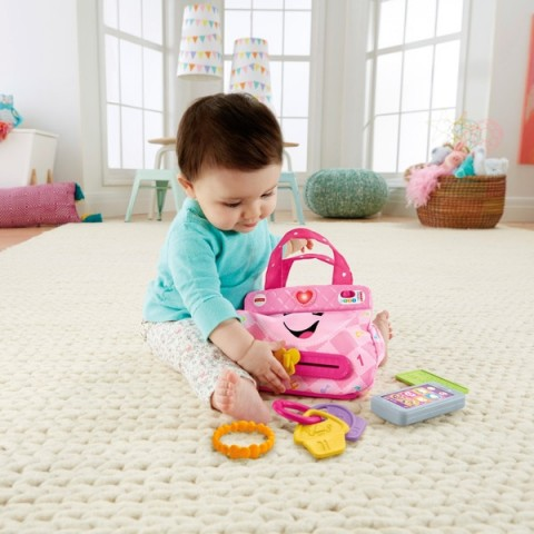 Fisher-Price Laugh & Learn My Smart Purse Activity Toy Canada [Sale]