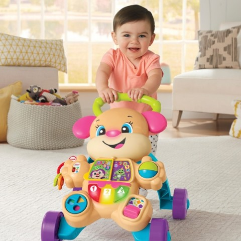 Fisher-Price Laugh and Learn Sis Baby Walker Canada [Sale]