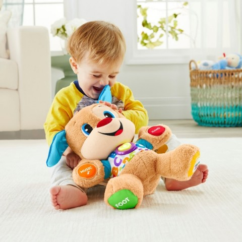 Fisher-Price Laugh & Learn Smart Stages Puppy Learning Toy Canada [Sale]