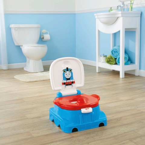 Fisher-Price Thomas & Friends Thomas Railroad Rewards Potty Canada [Sale]
