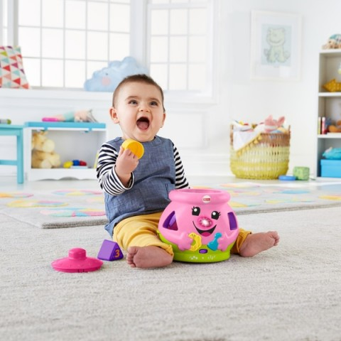 Fisher-Price Laugh & Learn Cookie Shape Pink Canada [Sale]