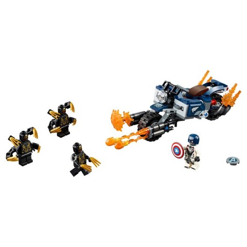 Lego Marvel Captain America: Outriders Attack [ Black Friday ]
