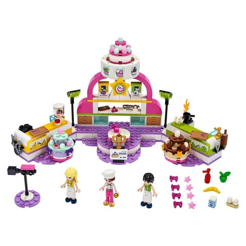Lego Friends Baking Competition [ Black Friday ]